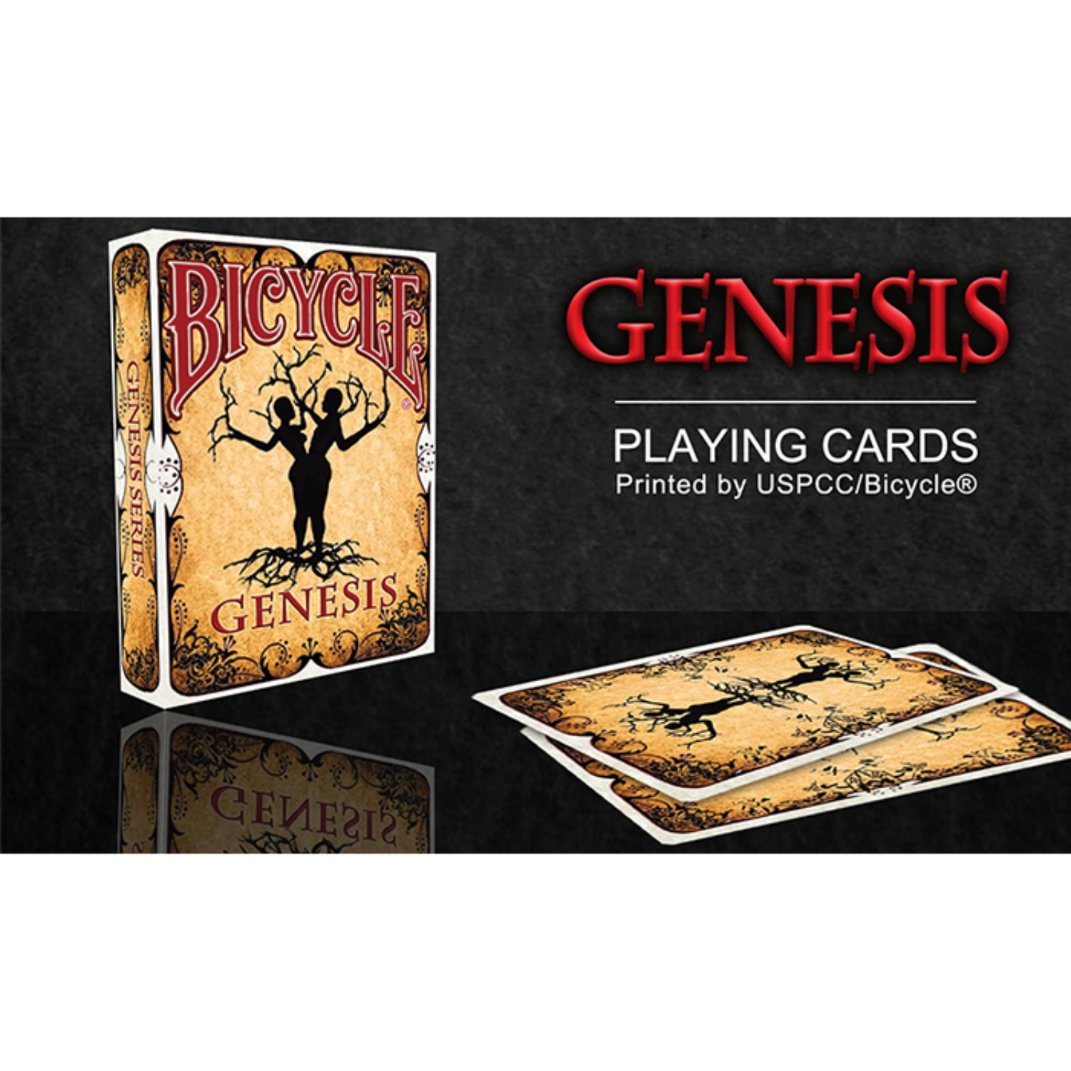 [제네시스]Genesis Playing Cards