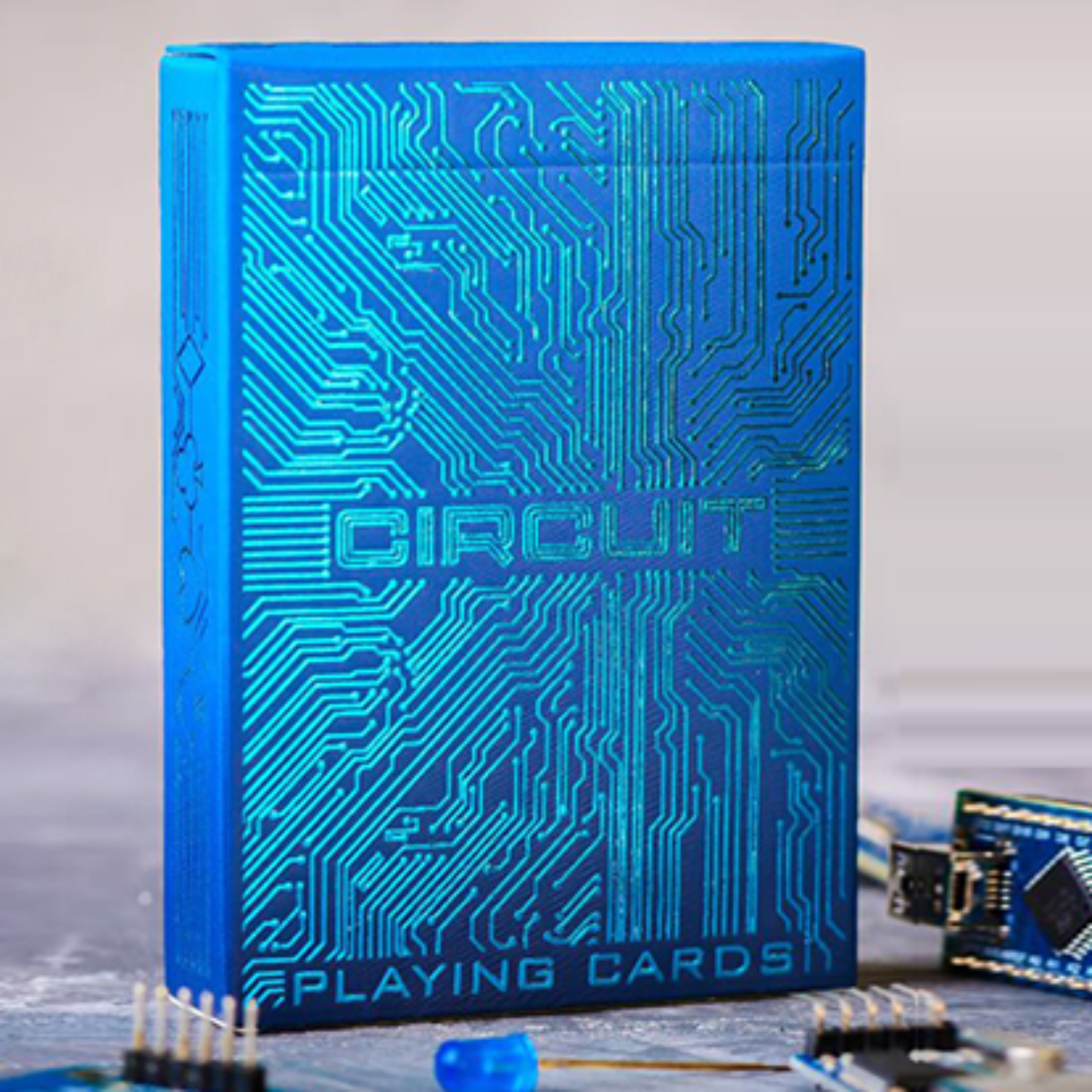 [서킷/블루]Circuit (Blue) Playing Cards by Elephant Playing Cards