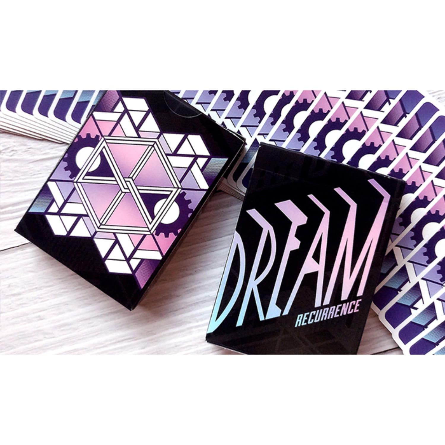 [드림리큐어런스 리버리]Dream Recurrence Reverie Playing Cards (Standard)