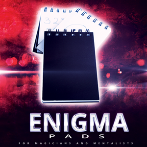 [이니그마패드]Enigma Pad (bonus 3 pack) by Paul Romhany - Trick