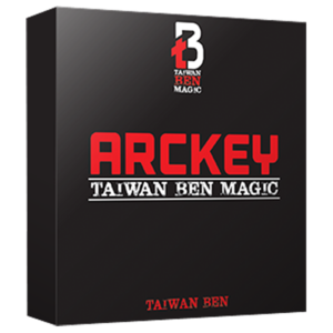 블랙프라이데이 세일!!! [벤딩키]ArcKey Bending Key by Taiwan Ben - Trick